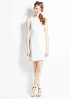 Linen Sheath Dress