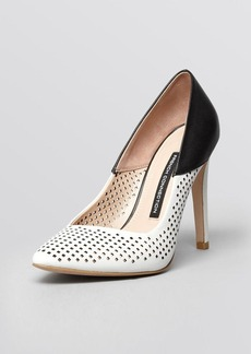 FRENCH CONNECTION Pointed Toe Pumps - Maya High Heel