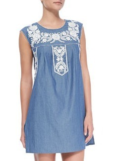 Tory Burch Calita Sleeveless Dress
