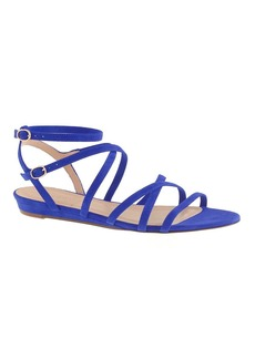 Emmaline mini-wedge sandals