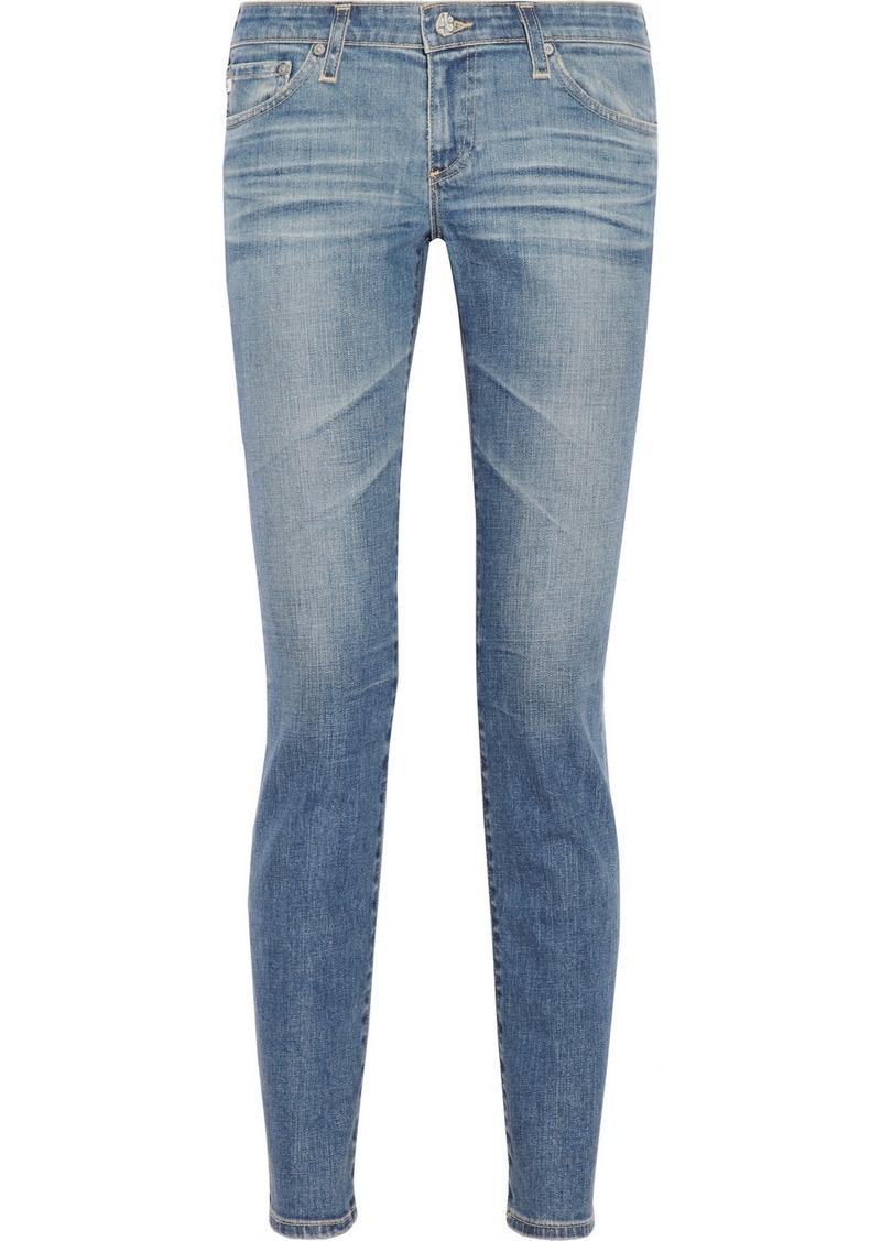AG Jeans Stilt straight-leg jeans