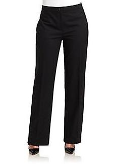 Marina Rinaldi Boss Stretch Wool Long Pants