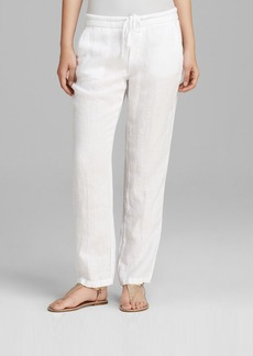 James Perse Pants - Linen Chino