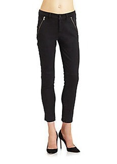 Marc Jacobs Dempsey Drill Cropped Pants