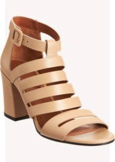 Givenchy Cutout Block Heel Sandal