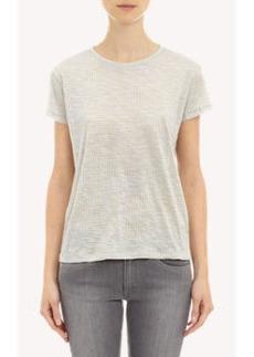 Proenza Schouler Line-Print T-shirt