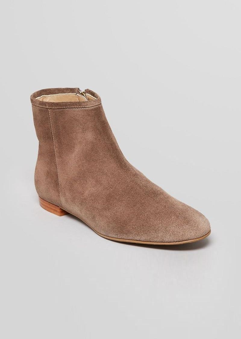 Delman Flat Booties - Mason