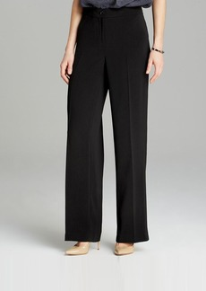 Jones New York Collection Sloane Soft Suiting Classic Pants