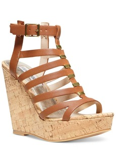 Steve Madden Women's Indyanna Platform Wedge Sandals