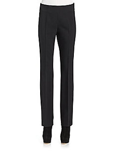 Akris Punto Slim Stretch Knit Pants