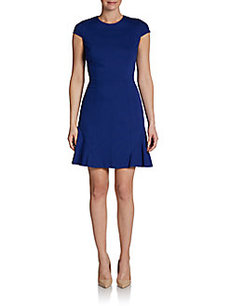 Cynthia Steffe Isis Fit-And-Flare Dress