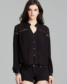 Free People Top - Every Day Every Girl