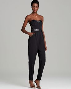 MILLY Jumpsuit - Bustier