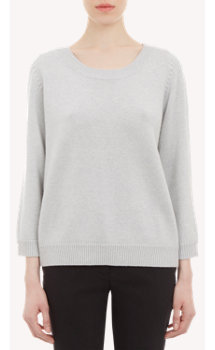 Derek Lam Dolman-Sleeve Sweater