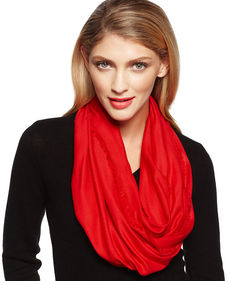 Jones New York Satin Loop Wrap