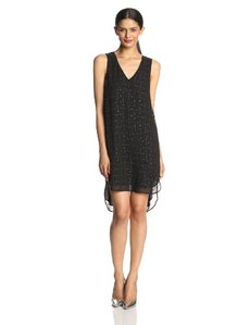 French Connection Women's Pixel Pebble Dress