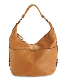 Tignanello Polished Pockets Leather Hobo