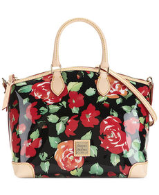 Dooney & Bourke Floral Satchel