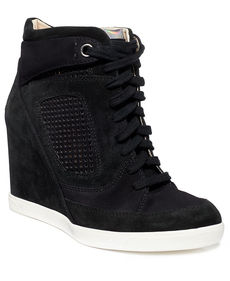 French Connection Marla Wedge Sneakers
