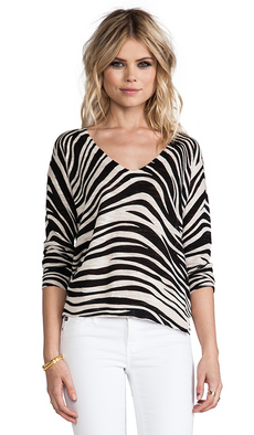 Sanctuary Tigress Sweater in Black