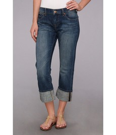 Lucky Brand Sienna Weekend Crop Jeans