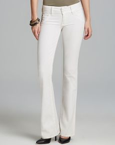 Hudson Jeans - Signature Bootcut in White
