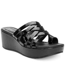 Donald J Pliner Women's Salma Platform Wedge Sandals