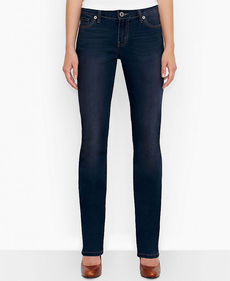 Levi's Petite 529 Curvy-Fit Straight-Leg Jeans, Origin Wash