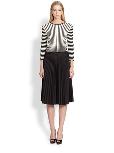 Max Mara Pensile Pleated Skirt