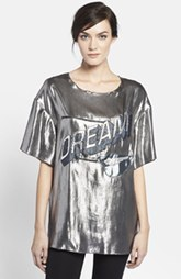 Lanvin 'Dream' Lamé Top