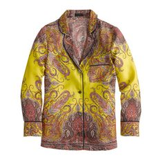 Collection Ratti paisley shirt