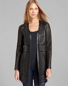 Elie Tahari Bond Jacket - 40th Anniversary Collection