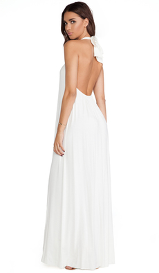 Rachel Pally Shu Maxi Dress in White