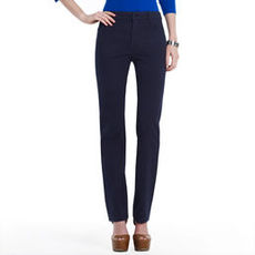 "The Colored Straight Leg Jean with 32.5"" Inseam"