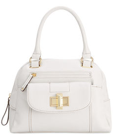 Tignanello Turn and Go Leather Satchel