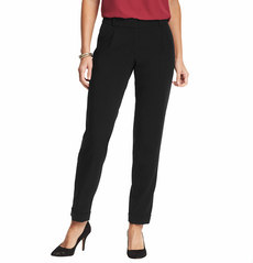 Julie Ankle Pants in Fluid Stretch Twill