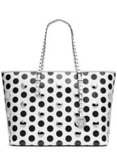 MICHAEL Michael Kors Handbag, Jet Set Travel Dot Stud Medium Tote