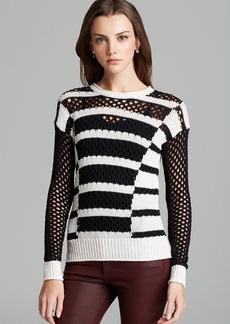 Rebecca Taylor Sweater - Intarsia
