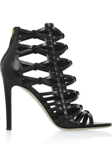 Jason Wu Leather and suede sandals