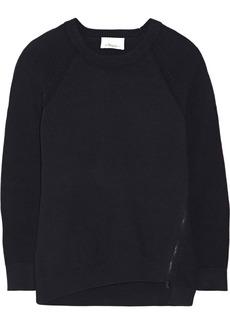 3.1 Phillip Lim Asymmetrical knit sweater
