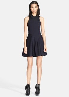 3.1 Phillip Lim Cable Jacquard Knit Dress