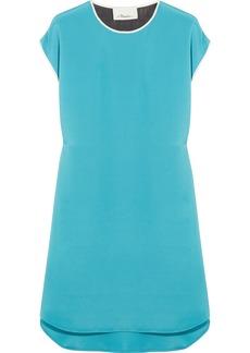 3.1 Phillip Lim Chevron-back silk dress