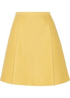 3.1 Phillip Lim Cotton-blend piqué skirt