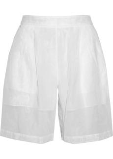 3.1 Phillip Lim Cotton-gauze shorts