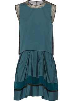 3.1 Phillip Lim Cotton mini dress