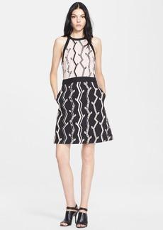3.1 Phillip Lim Cutaway A-Line Dress