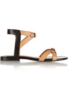 3.1 Phillip Lim Daisy leather sandals