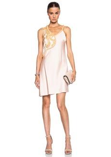 "3.1 phillip lim <div class=""product_name"">Asymmetrical Freeform Hem Dress</div>"