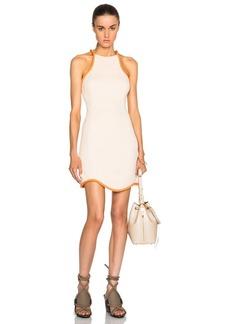 "3.1 phillip lim <div class=""product_name"">Cut In Freeform Hem Cotton Dress</div>"