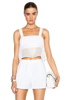 """3.1 phillip lim <div class=""""product_name"""">Lace Tank with Fitted Bra Insert</div>"""